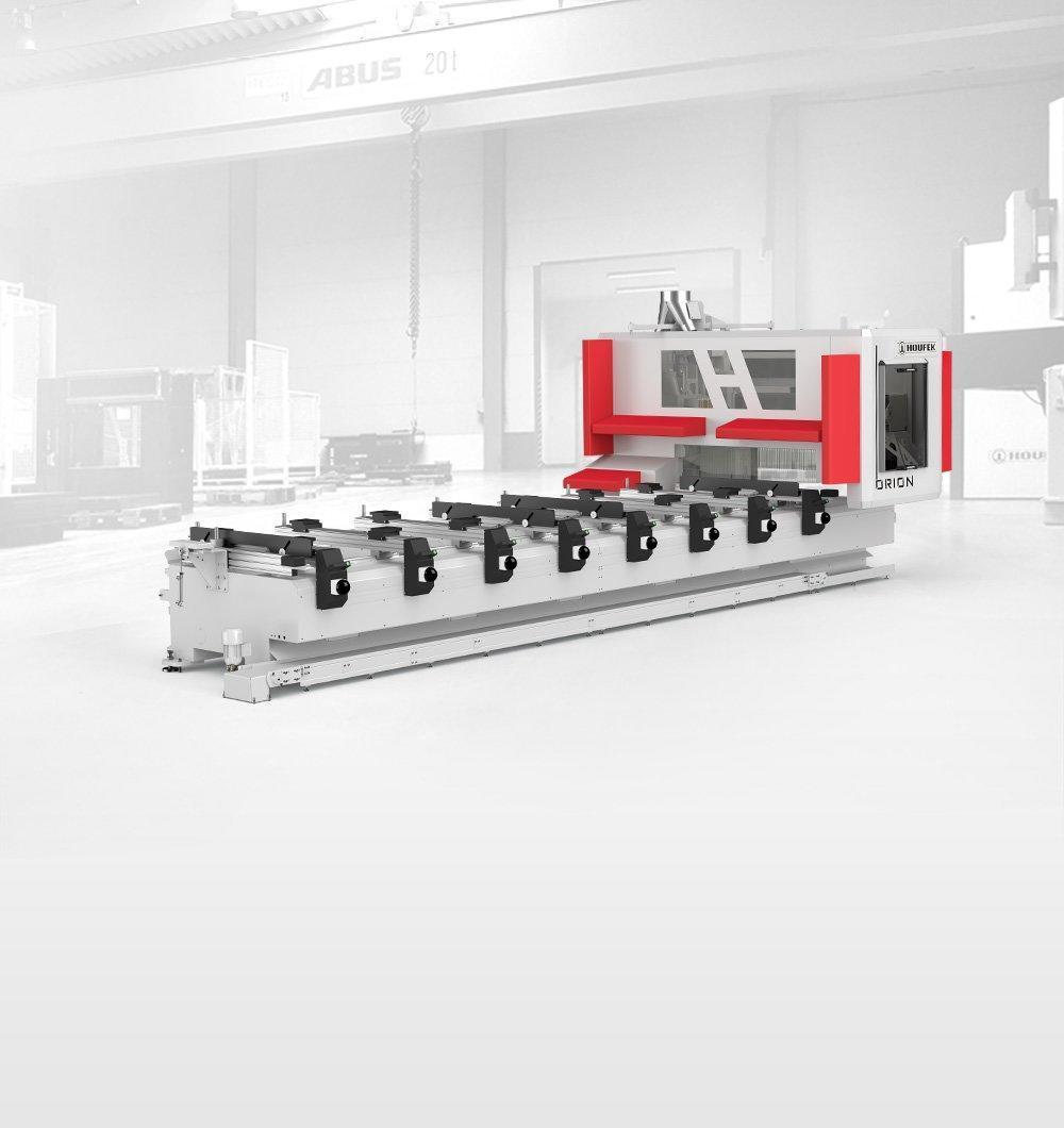 We are one of the world's leading manufacturers of machine tools